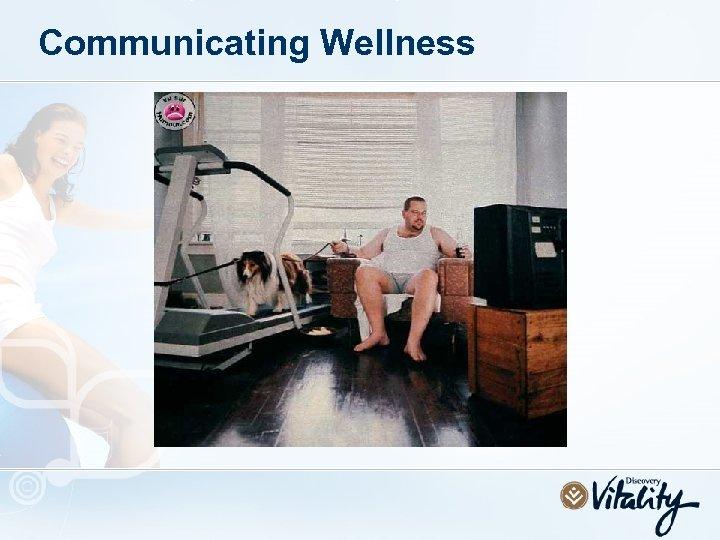 Communicating Wellness
