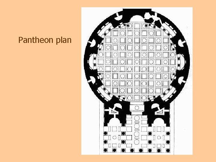 Pantheon plan