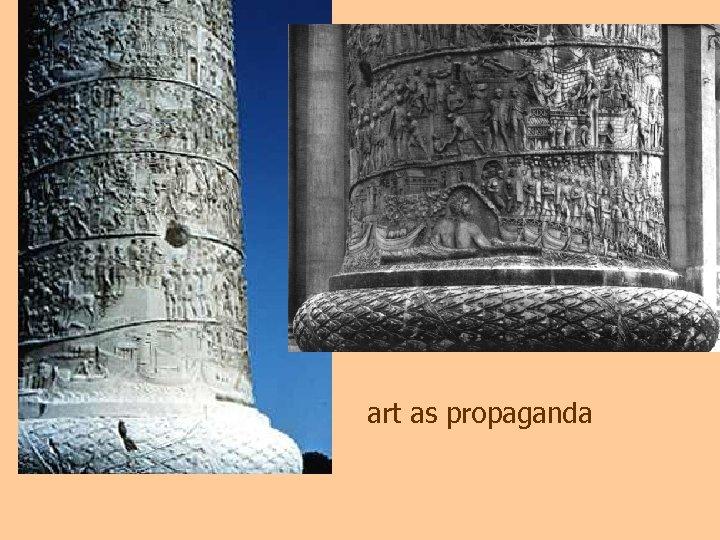 art as propaganda