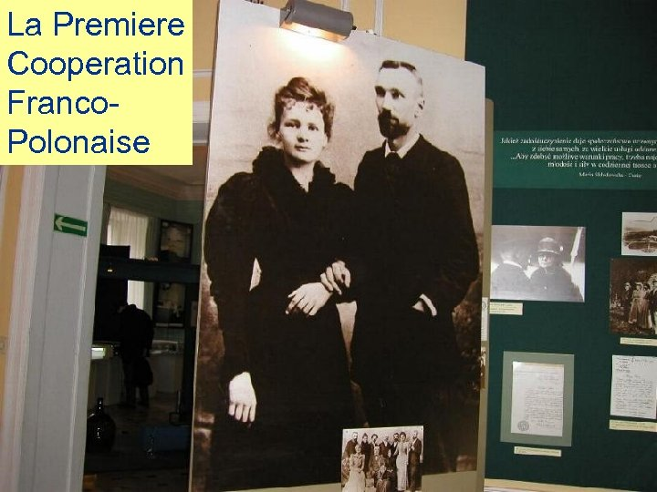 La Premiere Cooperation Franco. Polonaise