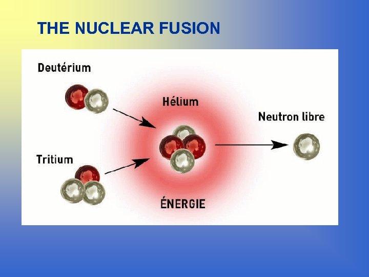 THE NUCLEAR FUSION