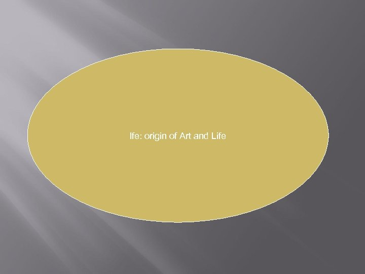 Ife: origin of Art and Life