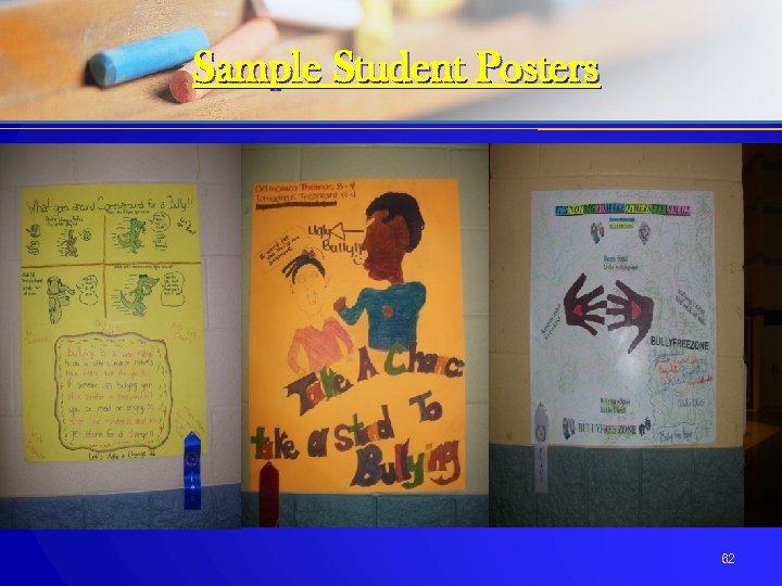 Sample Student Posters 62