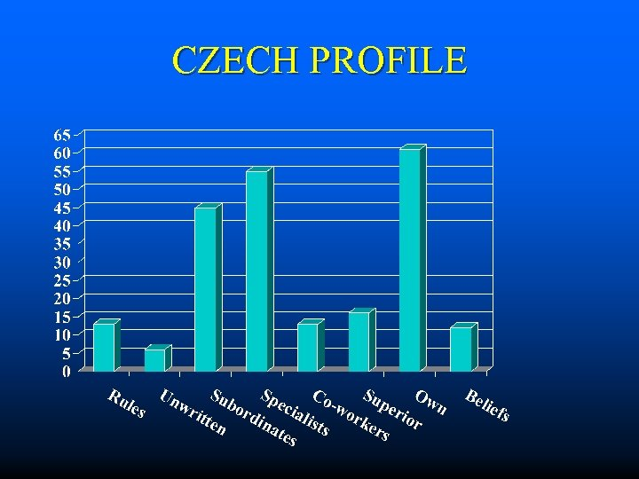 CZECH PROFILE