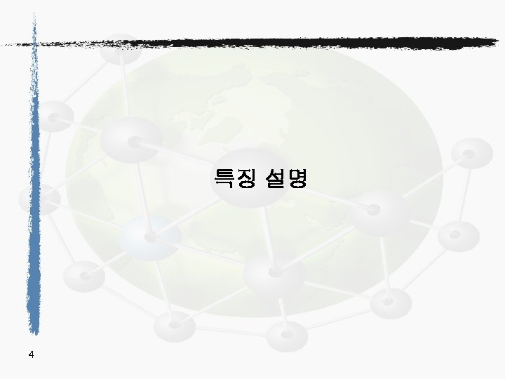 특징 설명 4