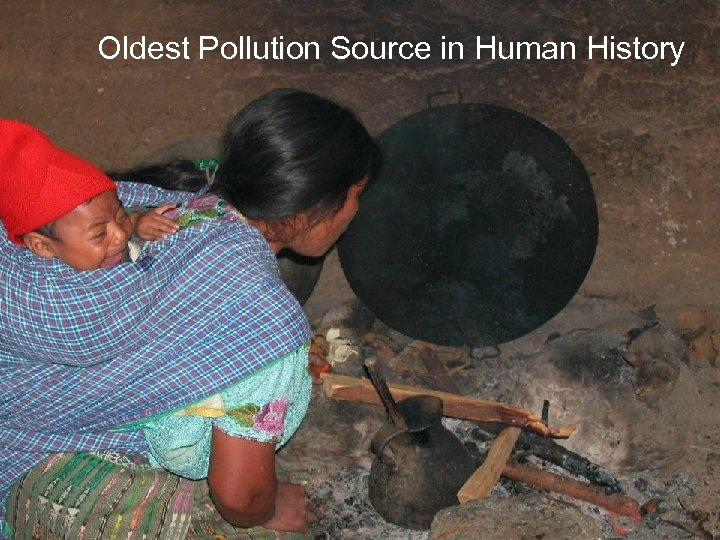 Oldest Pollution Source in Human History