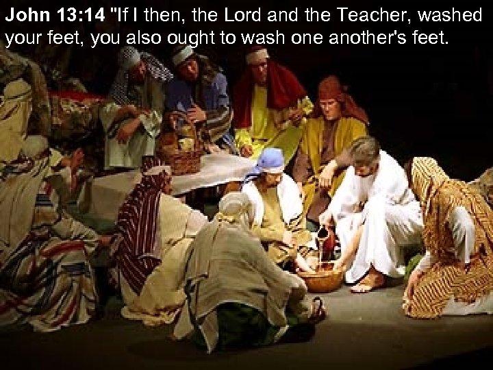 John 13: 14
