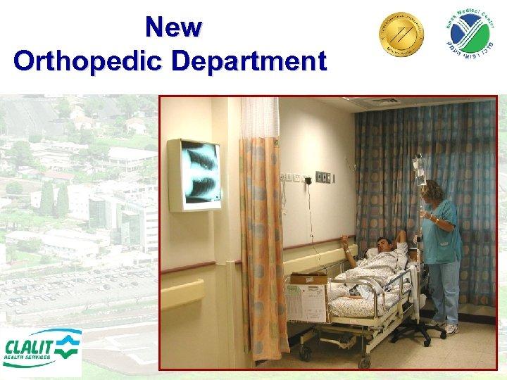 New Orthopedic Department 24