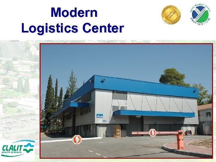 Modern Logistics Center 29