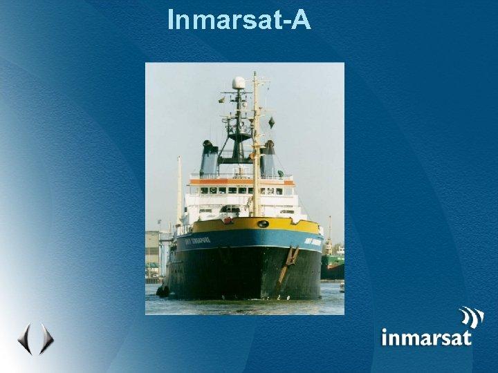 Inmarsat-A