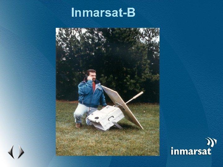 Inmarsat-B