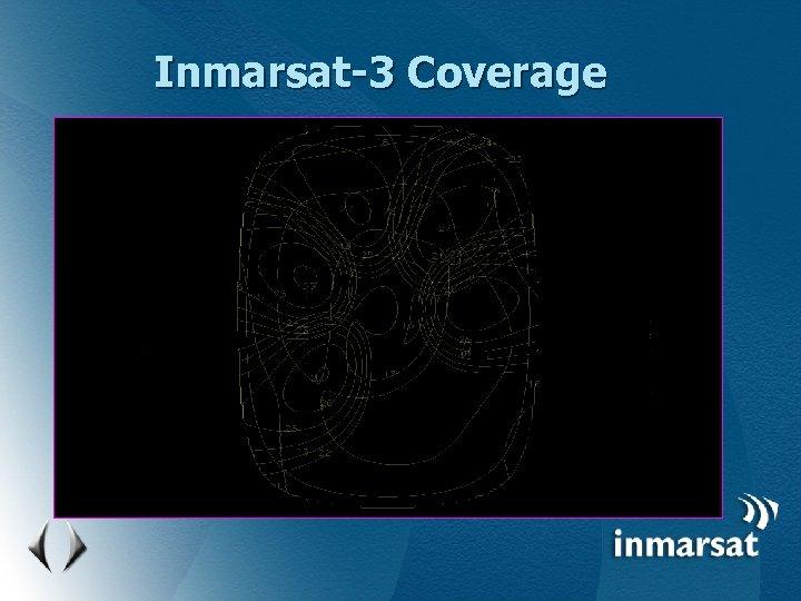 Inmarsat-3 Coverage