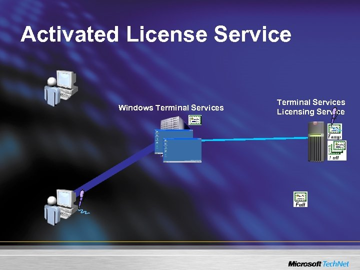 Activated License Service Windows Terminal Services Licensing Service