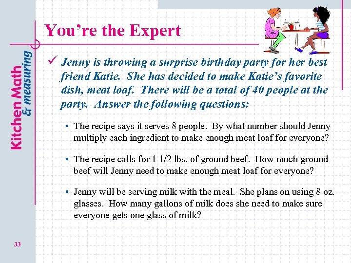 1 Introduction U Most Cooks