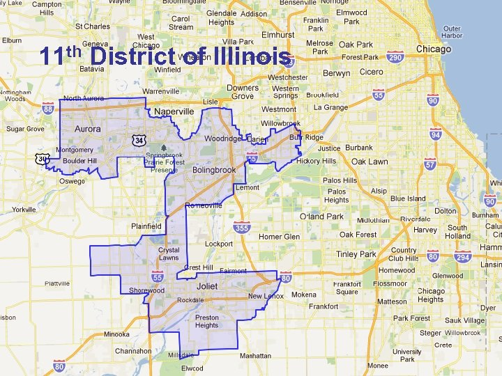 11 th District of Illinois
