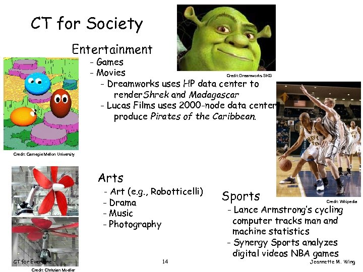 CT for Society Entertainment - Games - Movies Credit: Dreamworks SKG - Dreamworks uses