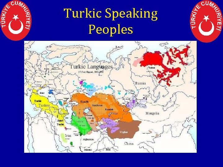 Turkic Speaking Peoples