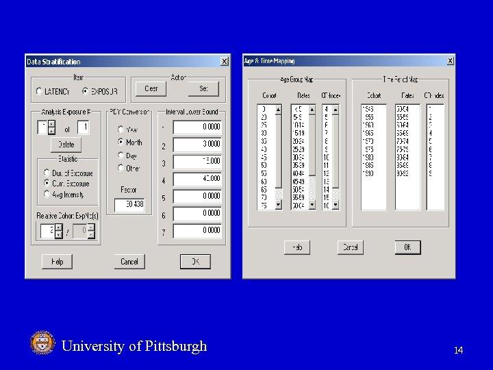 University of Pittsburgh 14