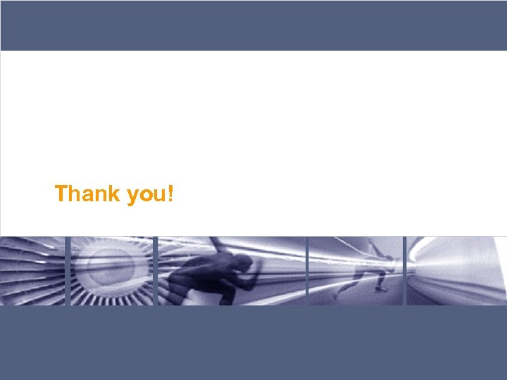 Thank you! Lufthansa Consulting
