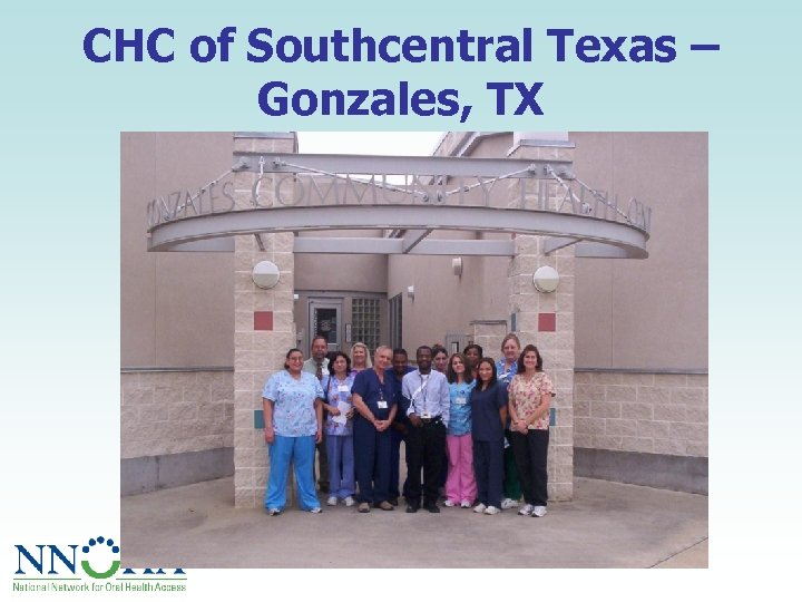 CHC of Southcentral Texas – Gonzales, TX