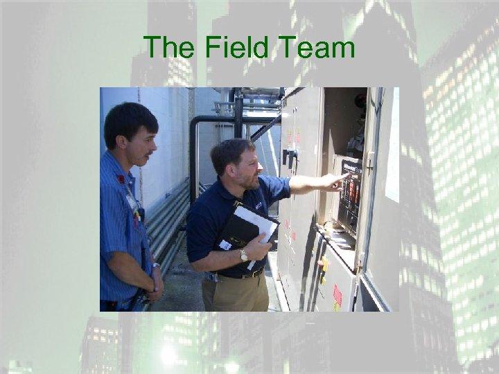 The Field Team