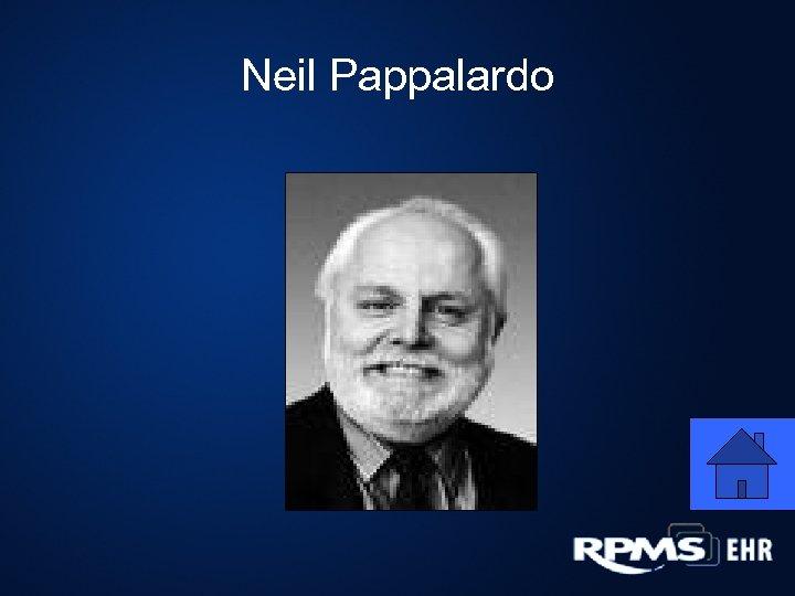 Neil Pappalardo