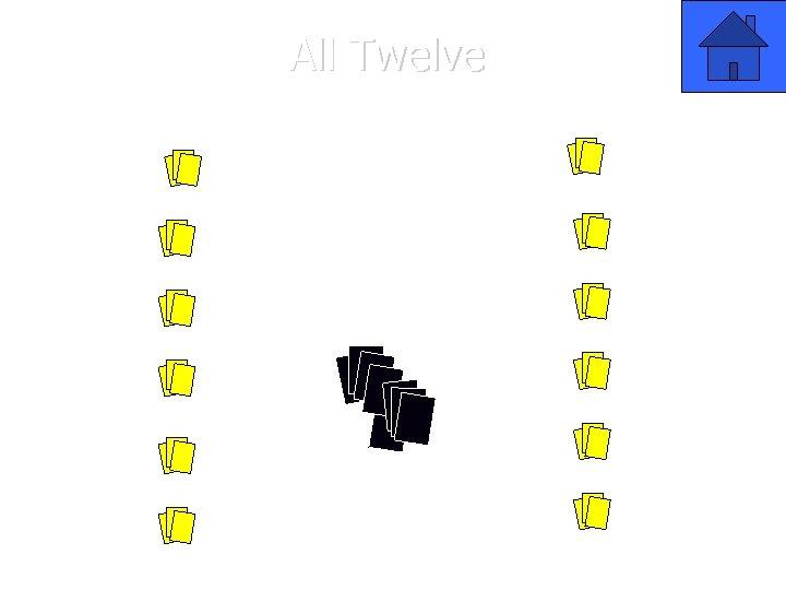 All Twelve Area 7 Area 1 Area 2 Area 3 Area 4 Area 5