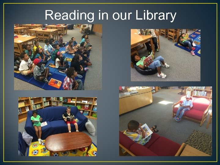 Reading in our Library