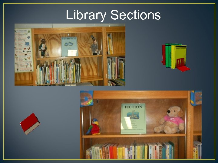 Library Sections