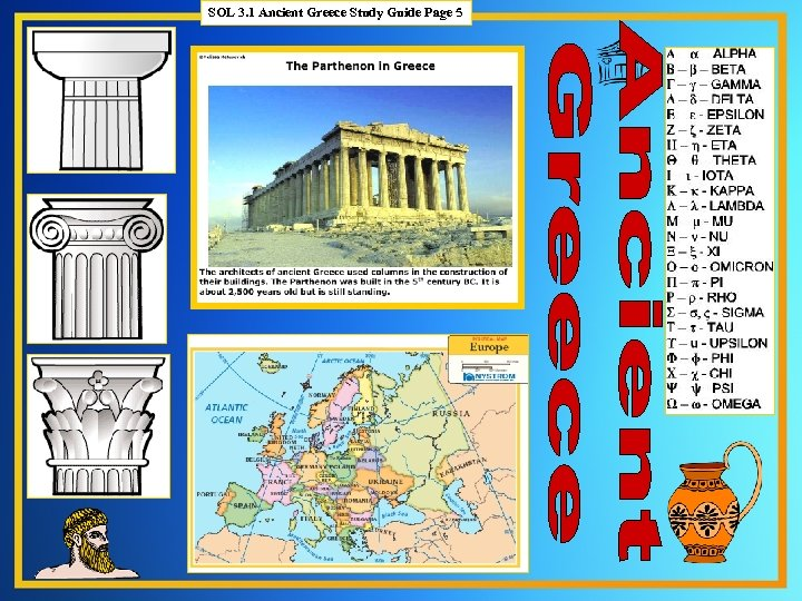 SOL 3. 1 Ancient Greece Study Guide Page 5