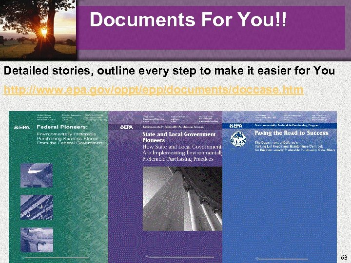 Documents For You!! Detailed stories, outline every step to make it easier for You