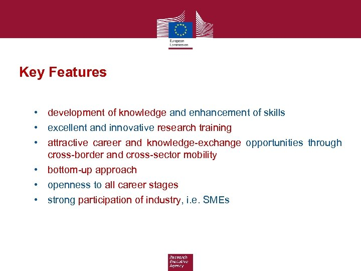 Key Features • development of knowledge and enhancement of skills • excellent and innovative