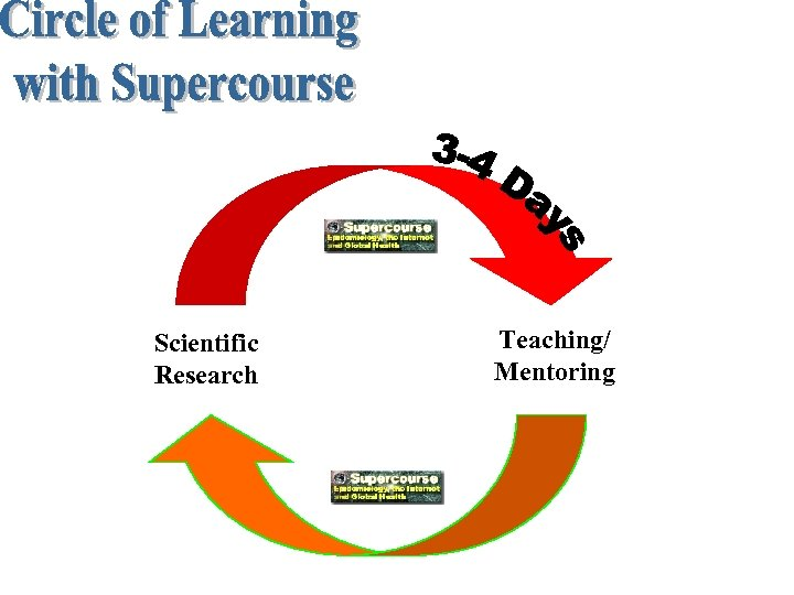 Scientific Research Teaching/ Mentoring