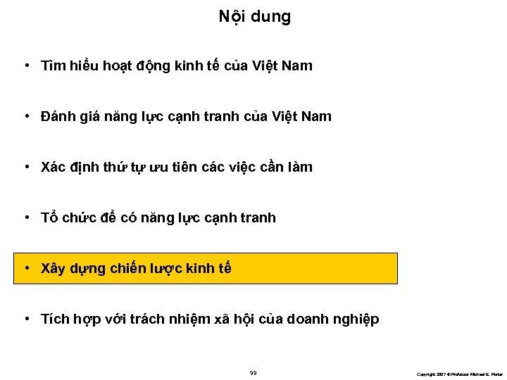 Nội dung • Tìm hiểu hoạt động kinh tế của Việt Nam • Đánh