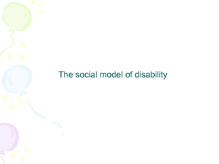explore interaction between social model of disability & assistive technology focusing on screen rea The literature reveals that paraprofessionals are responsible for supporting students at risk of/with disabilities in a variety of academic and nonacademic.