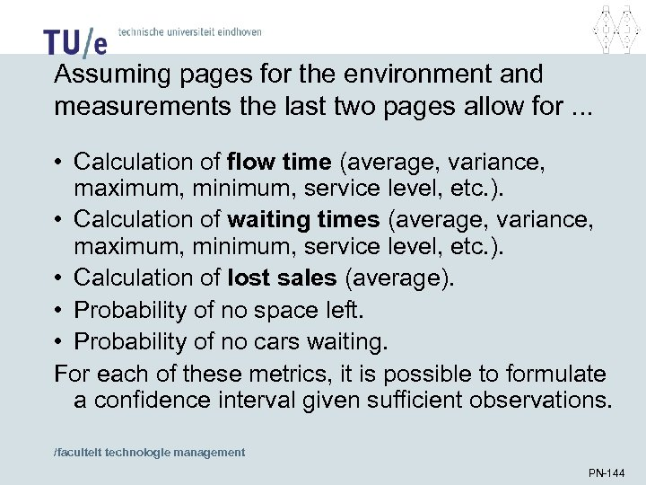 Assuming pages for the environment and measurements the last two pages allow for. .