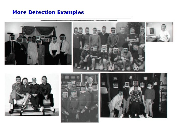 More Detection Examples