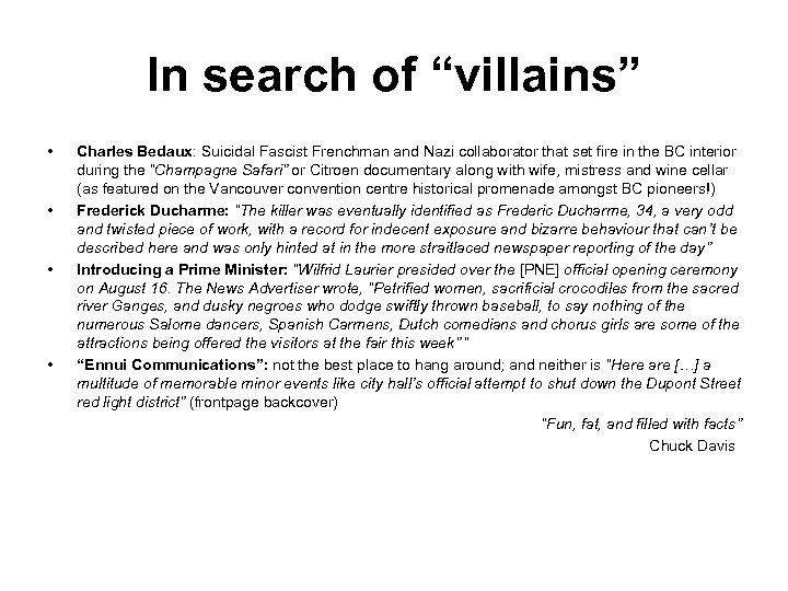 "In search of ""villains"" • Charles Bedaux: Suicidal Fascist Frenchman and Nazi collaborator that"
