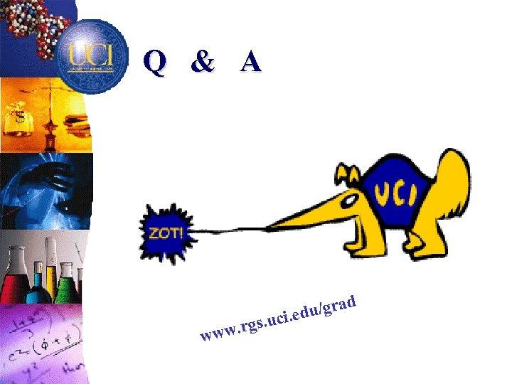 Q & A d . rgs. u www u/gra ci. ed