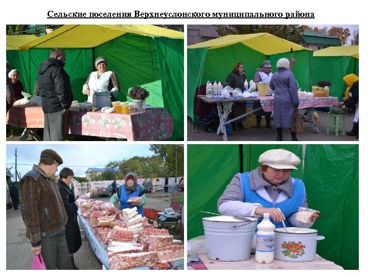 Сельские поселения Верхнеуслонского муниципального района