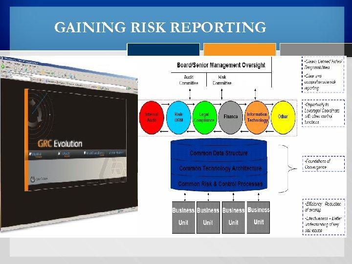 GAINING RISK REPORTING