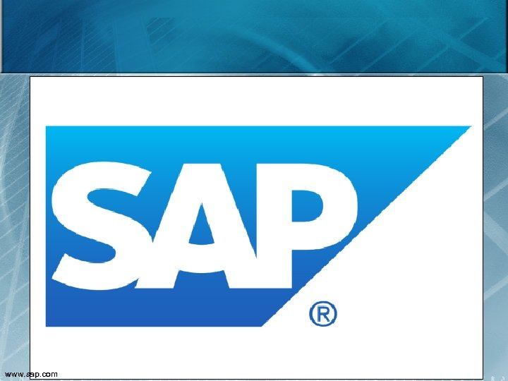 3 www. sap. com