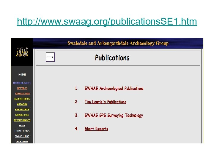http: //www. swaag. org/publications. SE 1. htm