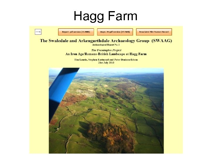 Hagg Farm