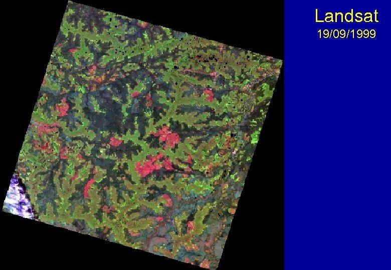 Landsat 19/09/1999