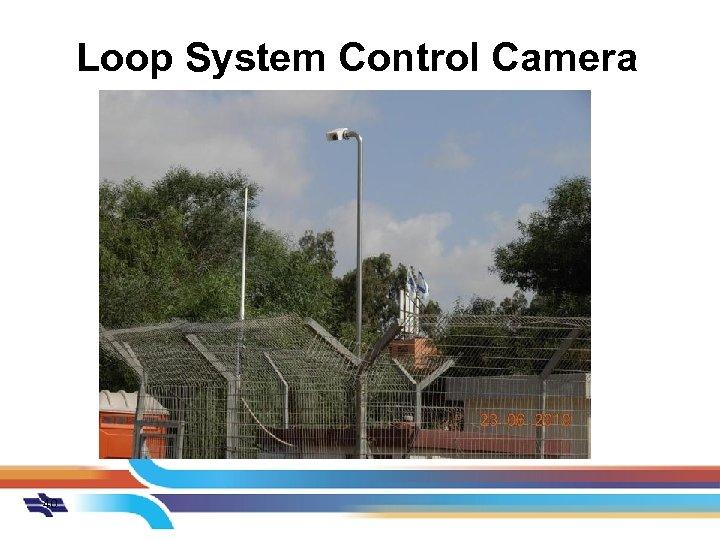 Loop System Control Camera 40