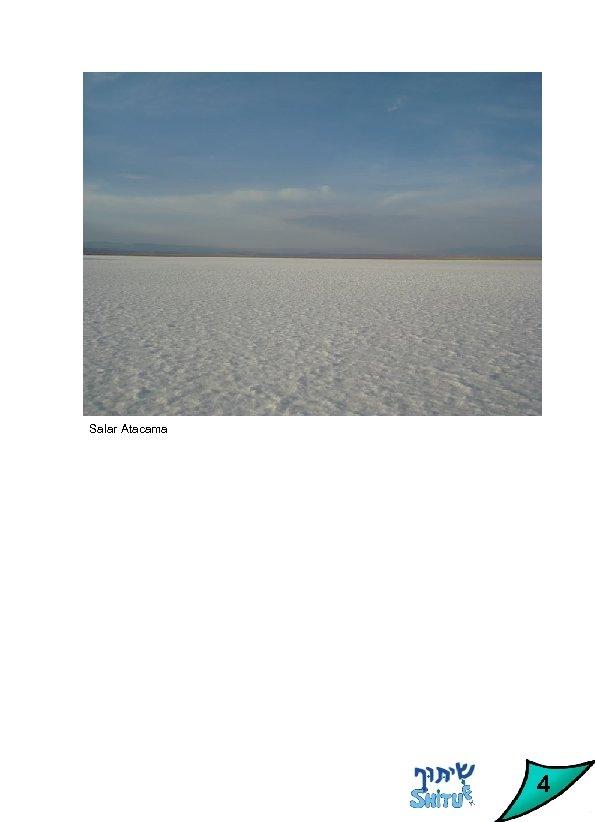 Salar Atacama 4