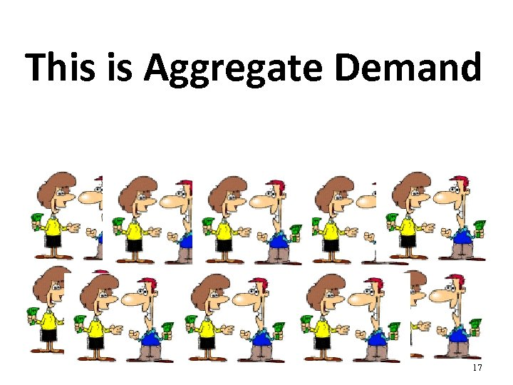 This is Aggregate Demand 17