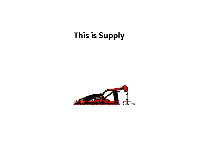 This is Supply