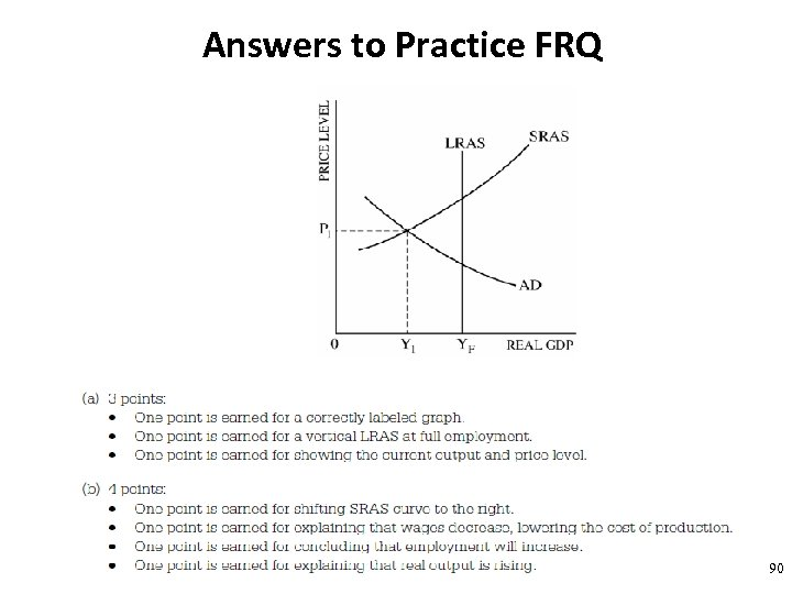 Answers to Practice FRQ 90